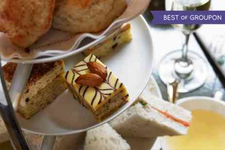Kelham House Country Manor Hotel - Champagne Afternoon Tea for Two or Four - Save 41%