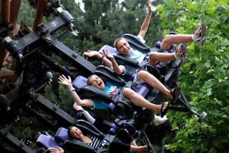 Chessington World of Adventures - Visit to Chessington World of Adventures Resort and Lunch for Two Adults - Save 0%