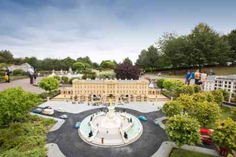 Legoland - Visit to Legoland Windsor Resort with Lunch for Two Adults - Save 0%