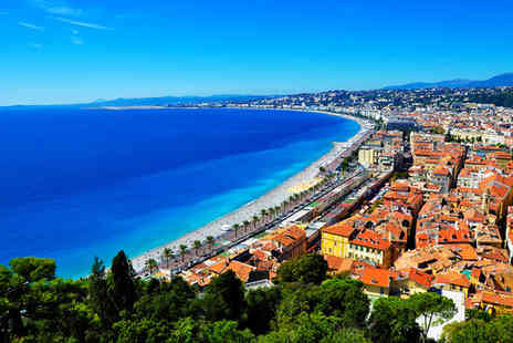 Hotel Nice - Charming Spa Hotel in the Heart of Nice - Save 54%