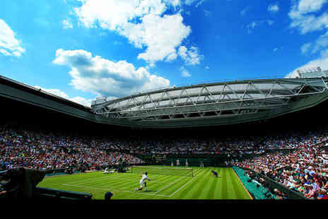 Wimbledon & Danubius Hotel - Four Star Magic Monday, Ladies & Mens Quarter Finals, Semi Finals & Final - Save 0%