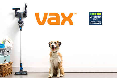 Direct Vacuums - Vax lightweight cordless handheld stick vacuum cleaner - Save 67%