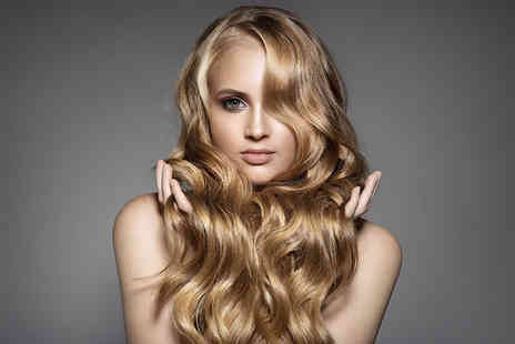 Maral Beauty - Half head of highlights with a wash, cut and blow dry - Save 69%