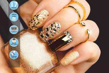 Centre of Excellence - Online nail art business diploma course - Save 87%