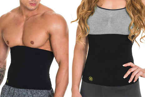 121 Mart - Hot ab wrap - Save 62%