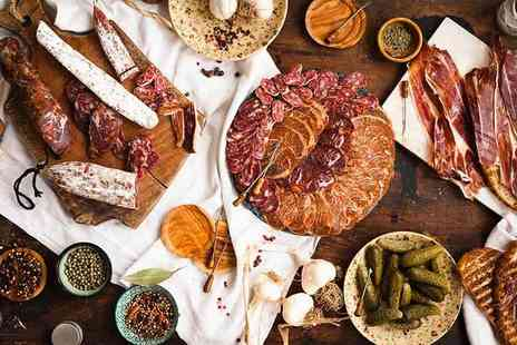 Pan & Oil - Four tapas dishes to share and a cocktail each for two - Save 55%