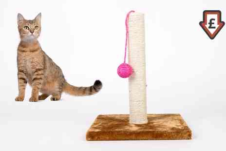 Groupon Goods Global GmbH - Cat Scratching Pole - Save 0%