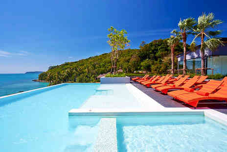Bandara Phuket Beach Resort - Four or Five Star Enchanting Beach Break with Optional Bangkok Stopover - Save 82%