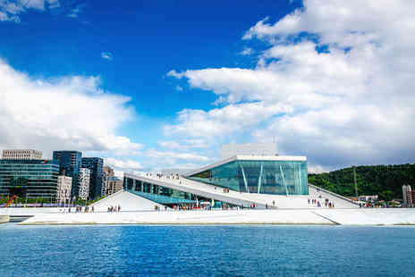 Thon Hotel Opera - Four Star Sun Terrace and Modern Design in Cultural Heart of Oslo - Save 60%