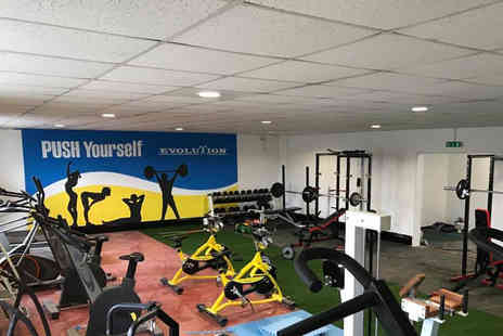 Evolution Fitness - One month of gym membership for one - Save 78%