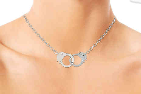 GetGorgeous - Handcuff necklace - Save 75%