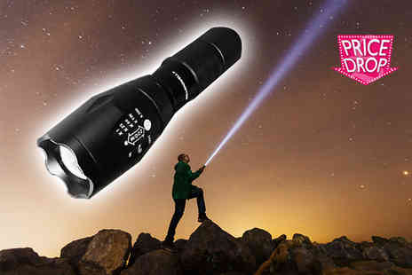 We Can Make It - 3000LM Cree XML T6 LED torch - Save 65%