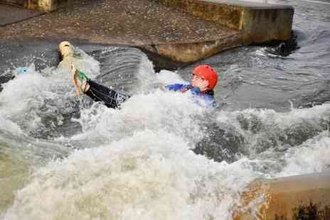 Buyagift - 90 minute adult white water tubing experience - Save 0%