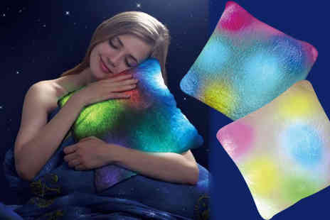 Zoozio - Led mood pillow - Save 68%