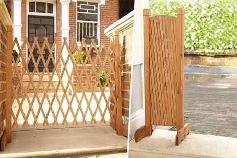 Easylife - Expanding portable fence - Save 42%