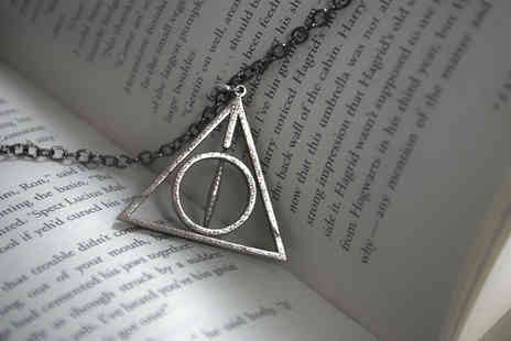 Anielas - Harry Potter inspired pendant necklace - Save 79%