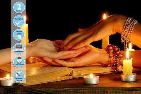 Centre of Excellence - Online tarot & palmistry diploma courses - Save 91%