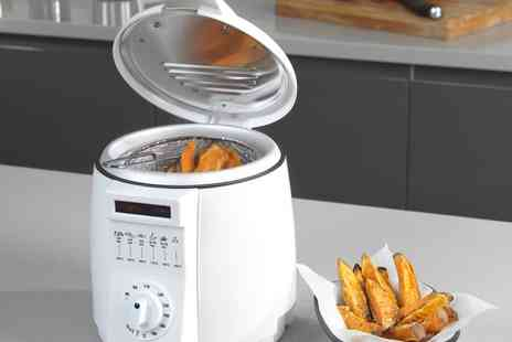 Groupon Goods Global GmbH - Elgento 1L Deep Fryer - Save 58%
