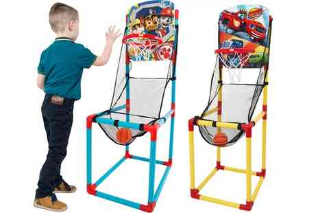 Groupon Goods Global GmbH - Sambro Junior Pro Basketball Game Set - Save 0%