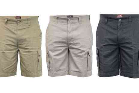 Groupon Goods Global GmbH - Mens Westace Cargo Shorts - Save 0%