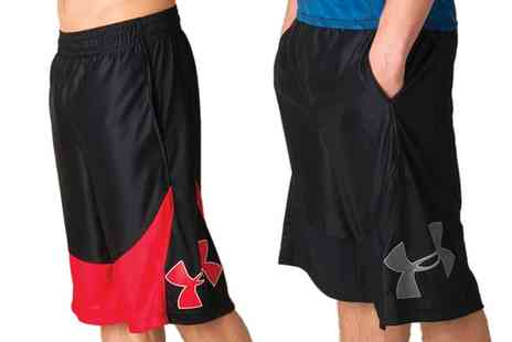 Groupon Goods Global GmbH - Under Armour Mens Mo Money 12 Inch Shorts - Save 57%