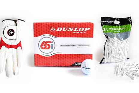 Groupon Goods Global GmbH - Dunlop Golf Accessories - Save 0%