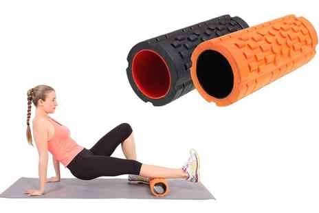 Groupon Goods Global GmbH - SportPlus Yoga Roller - Save 0%