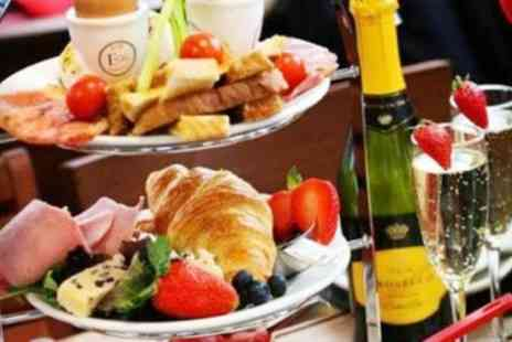 Nans Kitchen - Continental Brunch with Optional Glass of Prosecco for Two - Save 36%