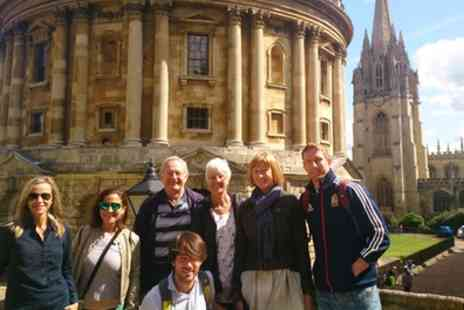 The Oxford Tourist - Oxford Walking Tour for One, Two or Four - Save 47%