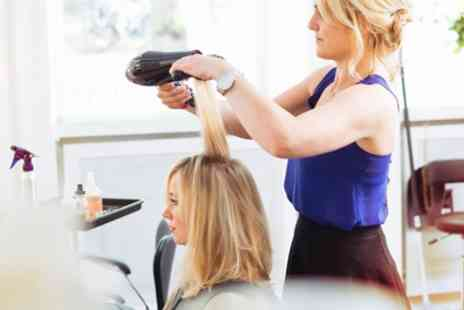 Beauty Box - Cut with Blow Dry, Conditioning and Optional Highlights or Tint - Save 0%