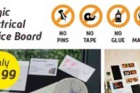 Led Hut - Magic Electric Notice Board - Save 53%