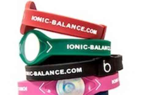 Ionic Balance - New and improved Ionic Balance Band MK2 - Save 62%