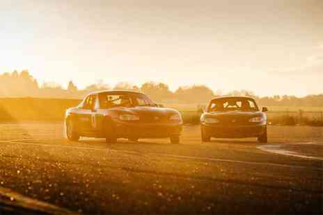 Drift Limits - 11 lap bronze drifting experience - Save 51%