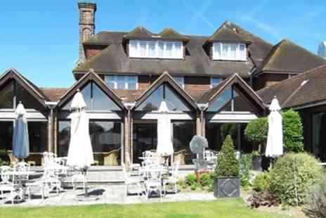 Fredricks Hotel Restaurant & Spa - Berkshire Escape with Breakfast & Bubbly - Save 0%