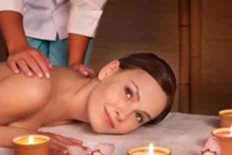 SR Boutique - Full body aromatherapy or Swedish massage plus a clean start facial - Save 78%