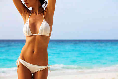 Secret Service Aesthetics - Lipo freeze and skin tightening treatment on two areas - Save 0%