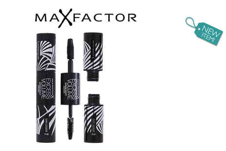 GB GIFTS - Two 20ml Max Factor Excess Volume mascaras - Save 60%