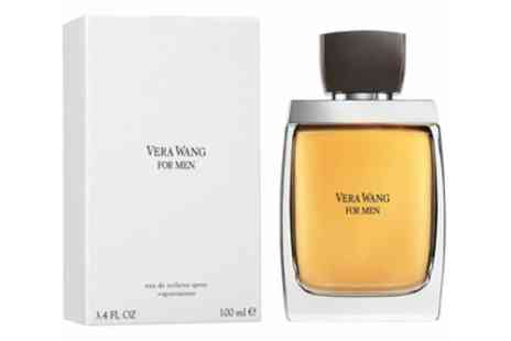 Groupon Goods Global GmbH - Vera Wang for Men 100ml EDT - Save 62%