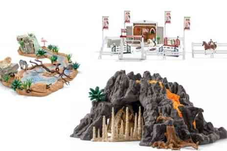 Groupon Goods Global GmbH - Schleich Kids Toy Set - Save 17%