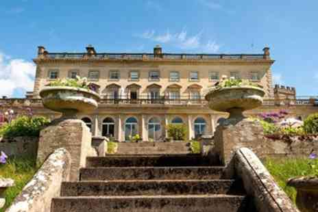 Cowley Manor - Cotswolds Afternoon Tea with Champagne or G&T for 2 - Save 42%