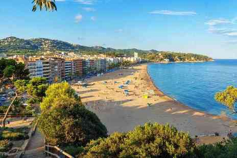 Crystal Travel - Three or Five night all inclusive Costa Brava spa break with flights - Save 41%