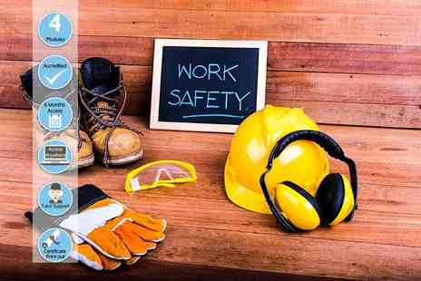 E Careers - IOSH accredited working safely online course with exam - Save 54%