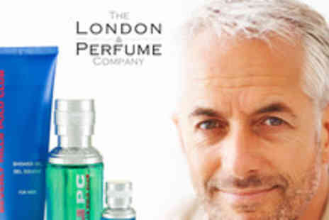 The London Perfume Company - Beverly Hills Polo Club 30ml Eau De Toilette Set including shower gel & pocket spray - Save 50%