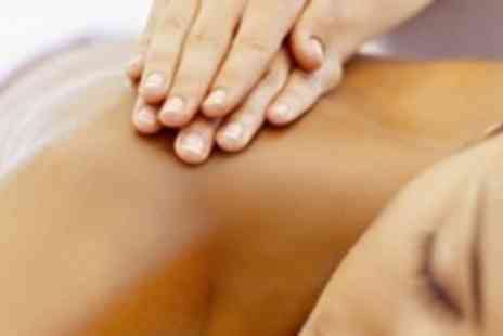 Skin3 - Choice of One Hour Aromatherapy or Deep Tissue Massage - Save 65%