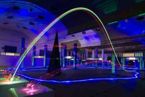 UK Drone Store - 30 Minute Drone Racing with Optional Drone Simulator for One or Two - Save 33%