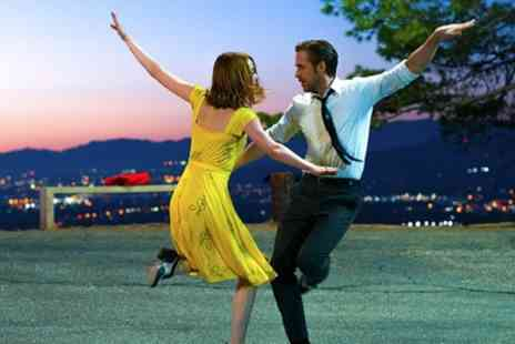 East End Film Festival - Two tickets to an outdoor screening of La La Land on 3 June - Save 37%