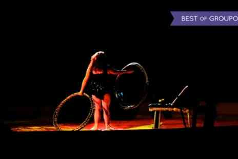 Santus Circus - Ticket to Santus Circus on 7 to 11 May - Save 50%