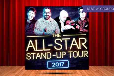 Preston Guild Hall - One ticket to All Star Stand Up Tour on 2 June - Save 53%