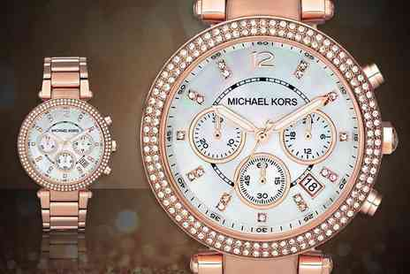 Gray Kingdom - Michael Kors MK5491 watch - Save 51%