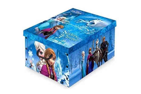 Ckent - Disneys Frozen toy box - Save 70%
